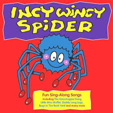 CD - INCY WINCY SPIDER