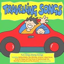 CD - TRAVELLING SONGS