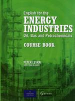 ENGLISH FOR THE ENERGY INDUSTRIES COURSE BOOK
