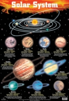 SOLAR SYSTEM WALL CHART