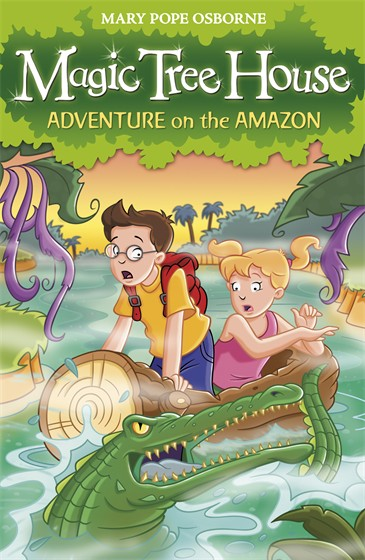 ADVENTURE ON THE AMAZON