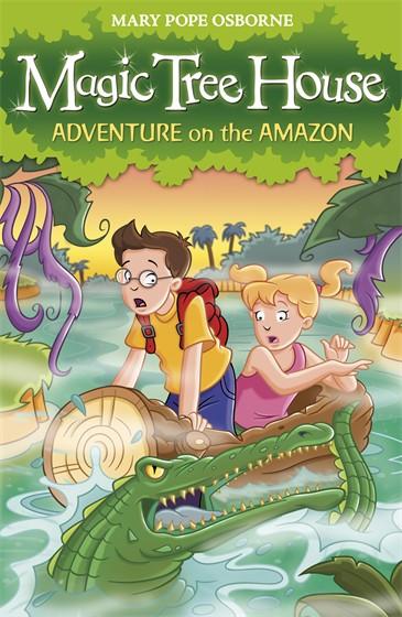 ADVENTURE ON THE AMAZON