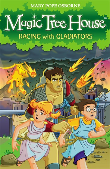 RACING WITH GLADIATORS