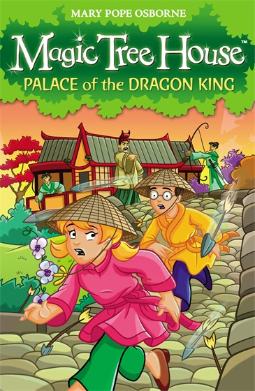 PALACE OF THE DRAGON KING