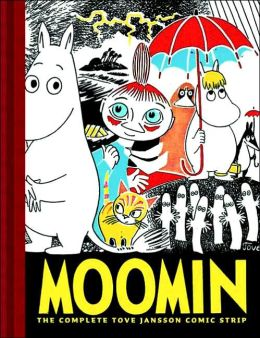 MOOMIN THE COMPLETE TOVE JANSSON COMIC STRIP