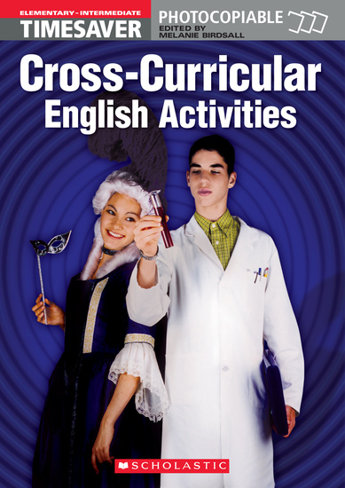 CROSS-CURRICULAR ENGLISH ACTIVITIES