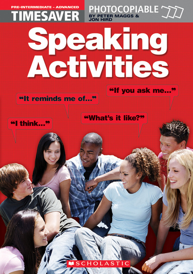 SPEAKING ACTIVITIES : PRE-INTERMEDIATE - ADVANCED
