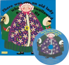 THERE WAS AN OLD LADY WHO SWALLOWED A FLY & AUDIO CD