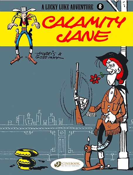 CALAMITY JANE (LUCKY LUKE #8)
