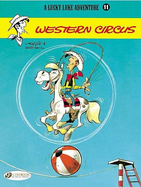 WESTERN CIRCUS (LUCKY LUKE #11)