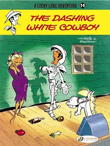 DASHING WHITE COWBOY, THE