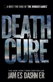 DEATH CURE (MAZE RUNNER #3)