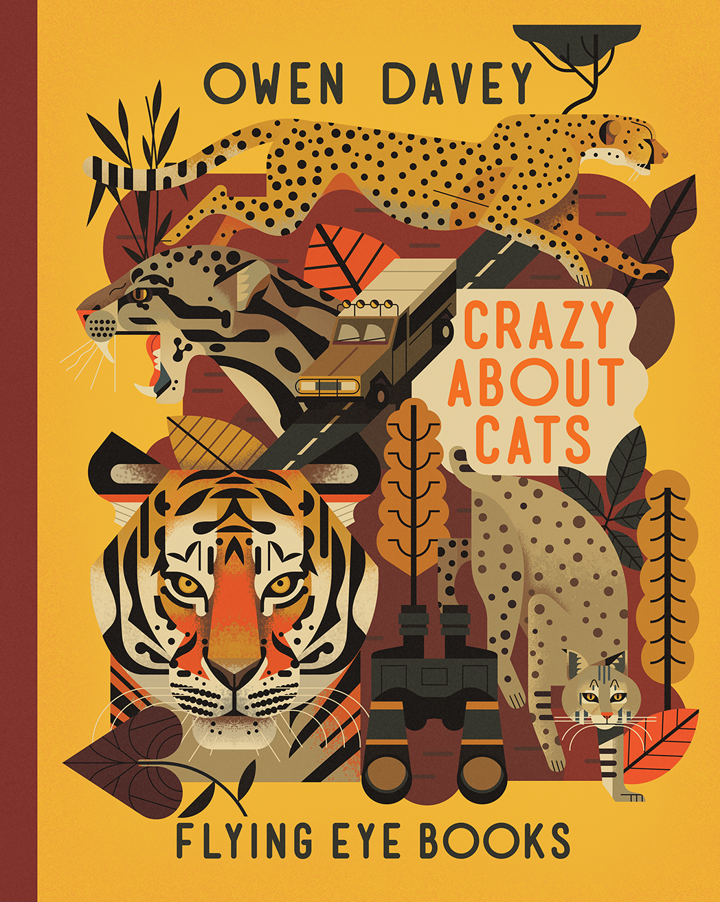 CRAZY ABOUT CATS