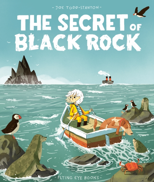 SECRET OF BLACK ROCK, THE