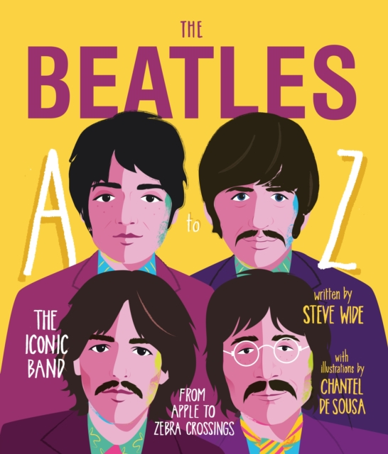 THE BEATLES A TO Z : THE ICONIC BAND