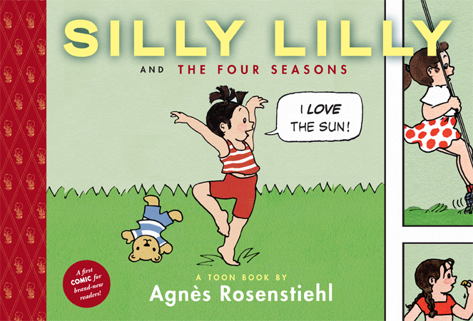 SILLY LILLY AND THE FOUR SEASONS (LEVEL 1)