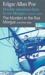BILINGUE - THE MURDERS IN THE RUE MORGUE / DOUBLE ASSASSINAT DANS LA RUE MORGUE