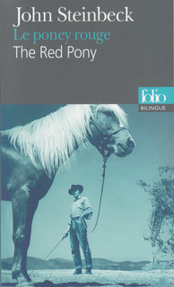 BILINGUE-LE PONEY ROUGE/THE RED PONY