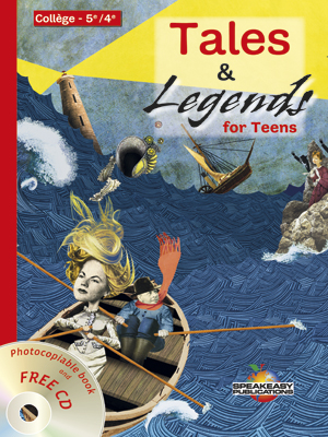 TALES  & LEGENDS FOR TEENS