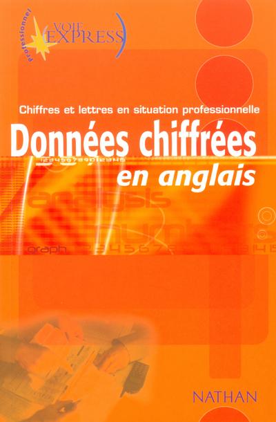 DONNÉES CHIFFRÉES EN ANGLAIS