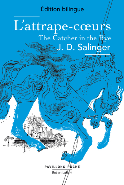 L'ATTRAPE-COEUR / THE CATCHER IN THE RYE - EDITIONBILINGUE