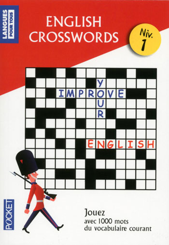 ENGLISH CROSSWORDS NIV.1