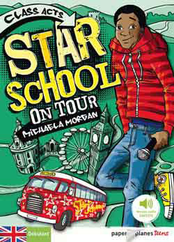 STAR SCHOOL ON TOUR - LIVRE+MP3