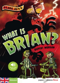 WHAT IS BRIAN - LIVRE+MP3