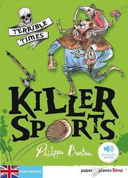 KILLER SPORTS - LIVRE + MP3