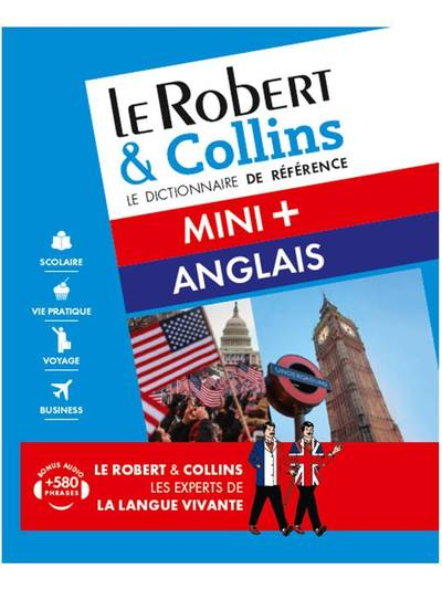 LE ROBERT & COLLINS MINI + ANGLAIS NC