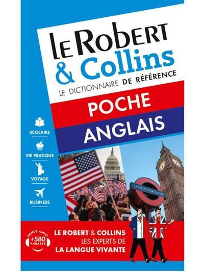 LE ROBERT & COLLINS POCHE ANGLAIS 2016