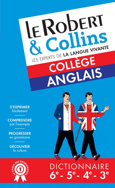 LE ROBERT & COLLINS COLLEGE ANGLAIS
