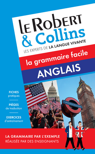 ROBERT & COLLINS LA GRAMMAIRE FACILE