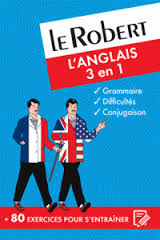 LE ROBERT L'ANGAIS 3 EN 1