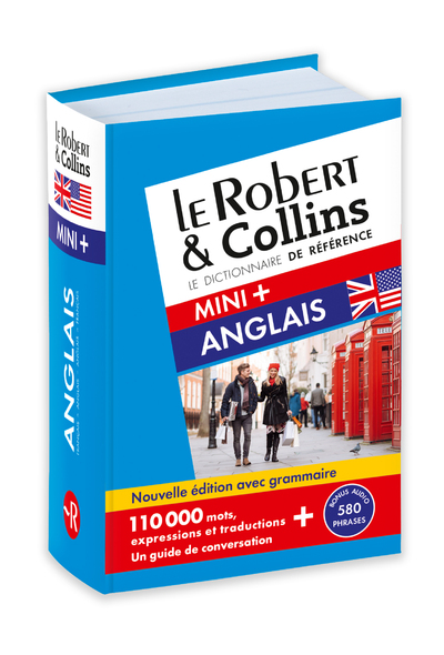 LE ROBERT & COLLINS MINI+ ANGLAIS NE