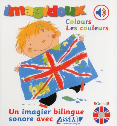 IMAGIDOUX SONORES BILINGUE - LES COULEURS