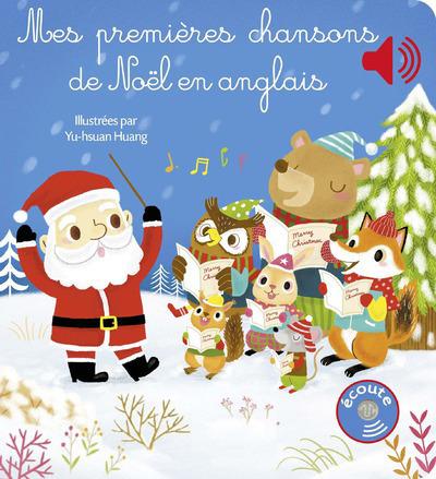 MES PREMIERES CHANSONS DE NOEL EN ANGLAIS