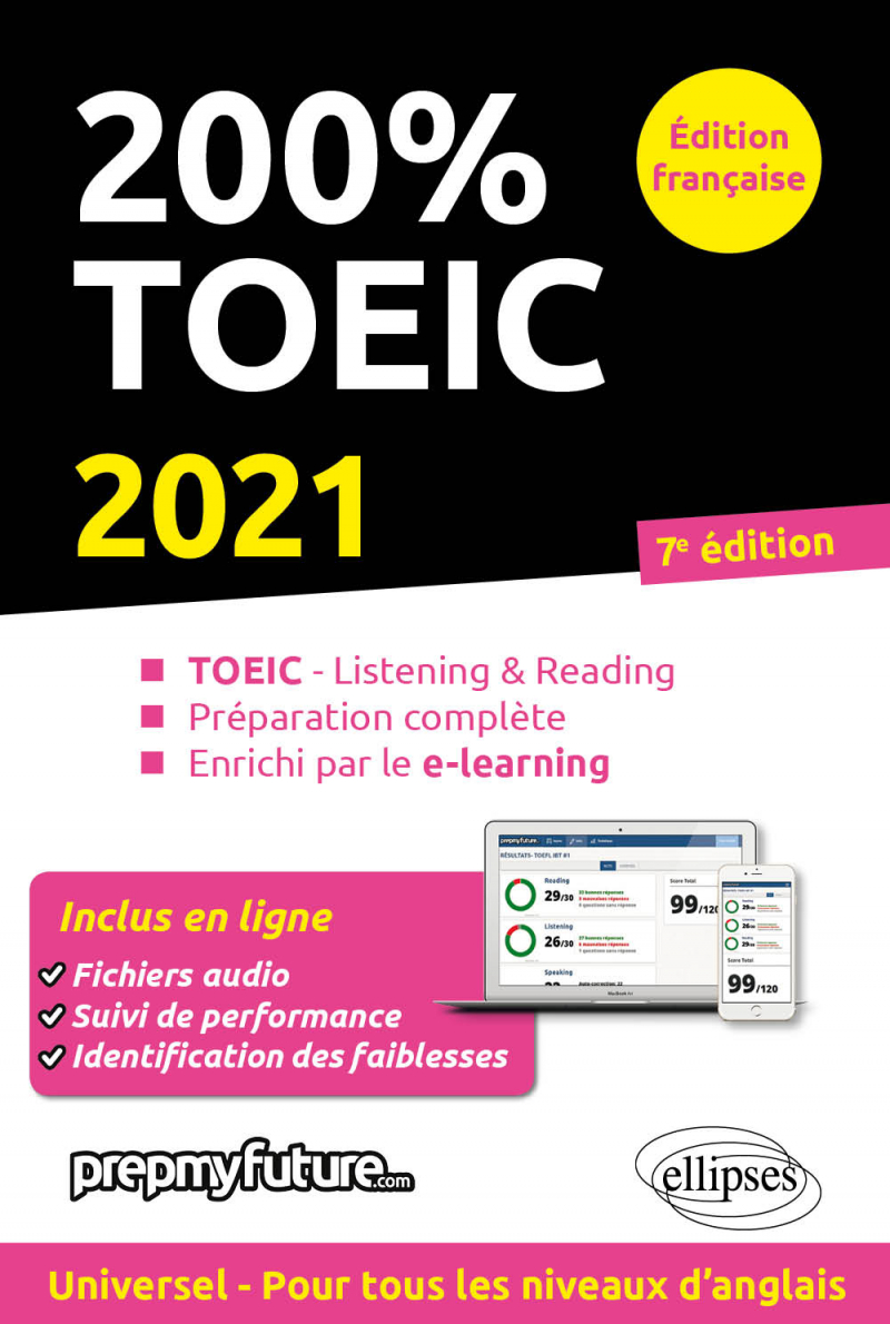 200% TOEIC - LISTENING & READING - 7E ?DITION 2021