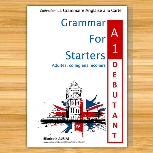 GRAMMAR FOR STARTERS