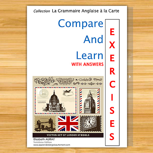 COMPARE AND LEARN EXERCISES