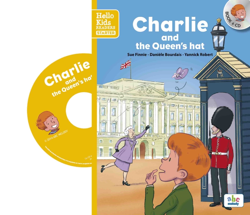 CHARLIE AND THE QUEEN'S HAT (STARTER LEVEL)