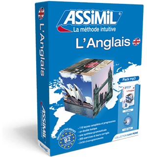 L'ANGLAIS PACK MP3