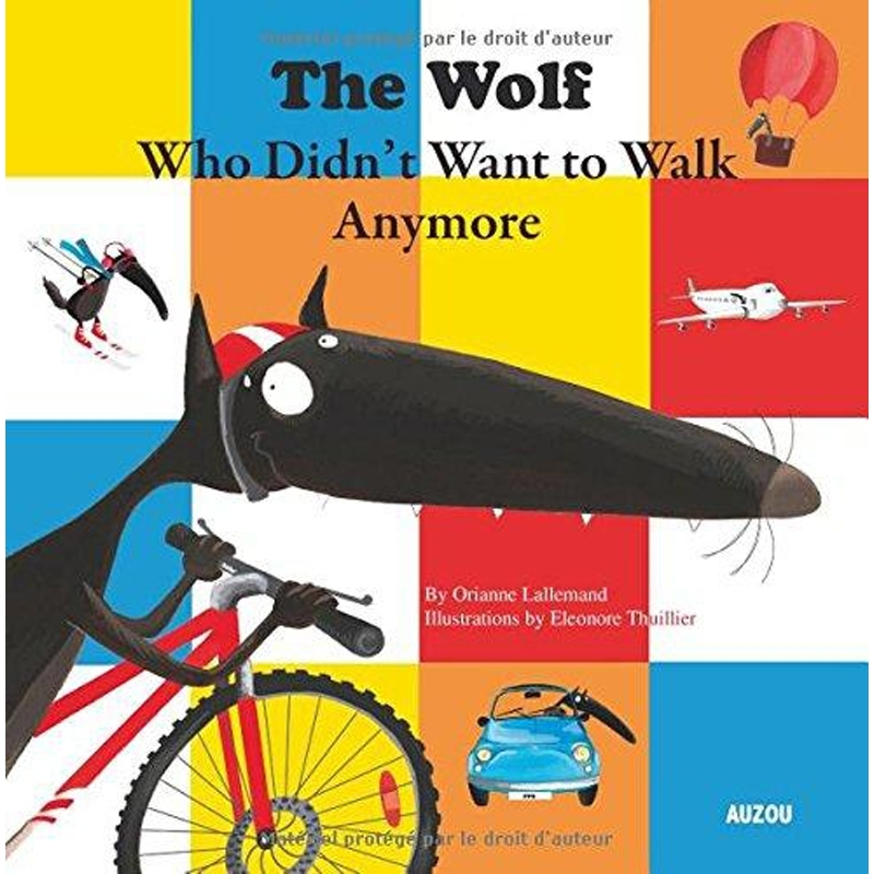 WOLF WHO DID NOT WANT TO WALK ANYMORE, THE
