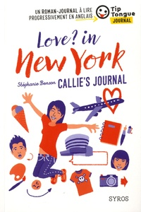 LOVE ? IN NEW YORK - CALLIE'S JOURNAL