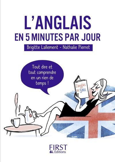 L'ANGLAIS EN 5 MINUTES PAR JOUR