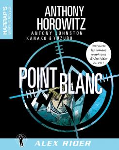POINT BLANC, THE GRAPHIC NOVEL