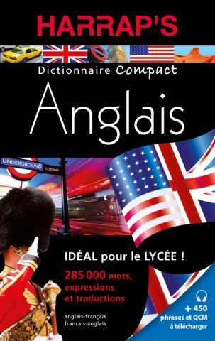 HARRAP'S COMPACT - ANGLAIS-FRANÇAIS, FRANÇAIS-ANGLAIS