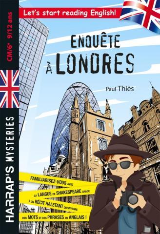 ENQU?TE ? LONDRES CM/6E