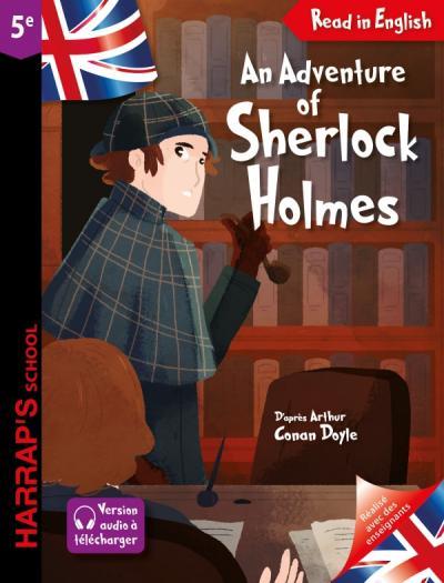 AN ADVENTURE OF SHERLOCK HOLMES (5EME)