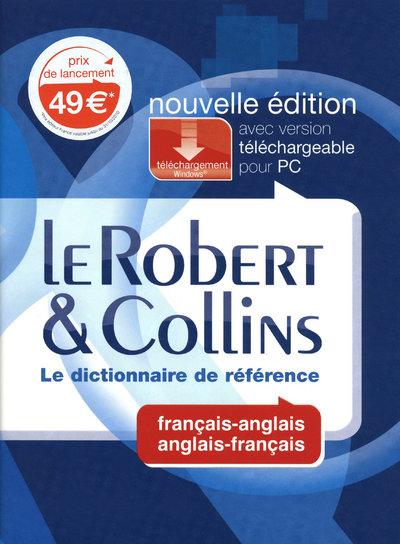 LE ROBERT & COLLINS NOUVELLE ?DITION AVEC VERSION T?L?CHARGEABLE POUR PC